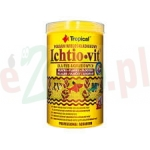 TROPICAL ICHTIO - VIT 500 ML / 100 G  ( płatki )