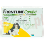 FRONTLINE COMBO 0,67 S 3 PIPETY