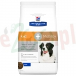 promo HILL'S PD CANINE K/D + MOBILITY 12 KG ( stawy mobility nerki renal urinary )
