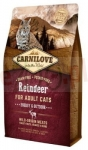 CARNILOVE KOT ENERGY & OUTDOOR RENIFER 2 KG