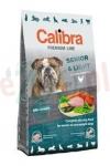 CALIBRA DOG NEW PREMIUM SENIOR & LIGHT 12 KG ( pies geriatria odtłuszczona )