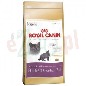 ROYAL CANIN CAT BRITISH SHORTHAIR 0,4 KG