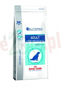 ROYAL CANIN NEUTERED ADULT LARGE BREED 12 KG