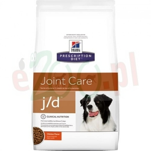 Extra Pakiet 2x12kg  HILL'S CANINE J/D 12 KG  ( stawy  pies mobility )