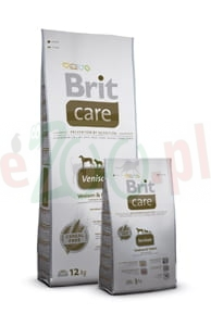 BRIT CARE PIES SENSITIVE VENISON & POTATO 12 KG