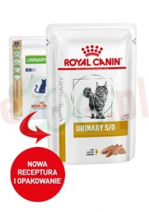promo ROYAL CANIN CAT URINARY S/O 85 G