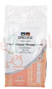 SPECIFIC FDD-HY FOOD ALLERGY MANAGEMENT 2,5 KG