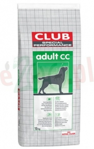 ROYAL CANIN CLUB SPECIAL PERFORMANCE ADULT 15 KG
