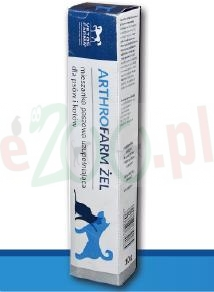 VETOS FARMA ARTHROFARM ŻEL 10 ML  ( stawy  mobility )