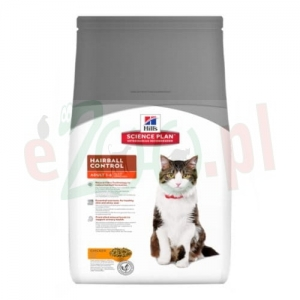 HILL'S FELINE ADULT HAIRBALL 1,5 KG