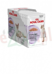 RC FELINE STERILISED 85 G SASZETKA