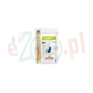 ROYAL CANIN CAT DIABETIC 100 G SASZETKA