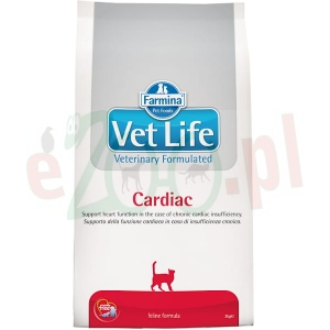 FARMINA VET LIFE CAT CARDIAC 400 G CARDIO