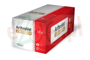 ARTHROVET COLLAGEN 60 SASZETEK ( stawy mobility )