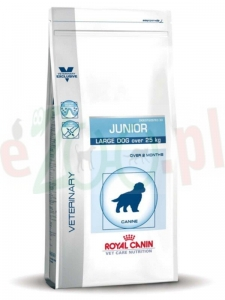 ROYAL CANIN VCN JUNIOR LARGE DOG 14 KG + Gratis 5 g Fortiflora