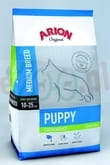 ARION ORIGINAL PUPPY MEDIUM CHICKEN & RICE 3 KG