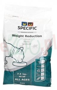 SPECIFIC CAT FRD WEIGHT REDUCTION 6 KG