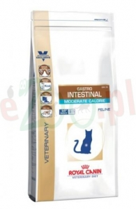 ROYAL CANIN CAT GASTRO INTESTINAL MODER.CAL. 2 KG