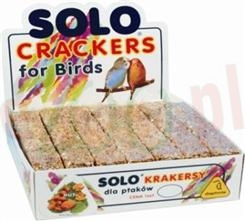 JK 24312 KOLBY SOLO CRACKERS FOR BIRDS WARZYWNE