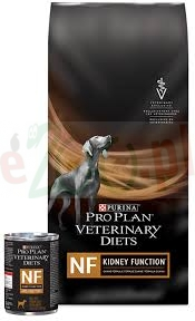 promo PURINA VETERINARY DIETS DOG NF RENAL FUNCTION 400 G ( urinary nerki pies )