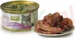 BRIT CAT CARE PUSZKA TUNA & SALMON 80 G