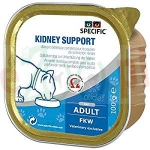 SPECIFIC FKW KIDNEY SUPPORT 7 x 100 G ( kot nerki renal urinary )