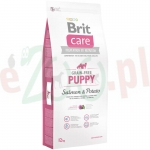 BRIT CARE PIES PUPPY GRAIN FREE SALMON & POTATO 12 KG