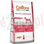 CALIBRA DOG GF ADULT MEDIUM & SMALL SALMON 2 KG  82099  ( pies łosoś )