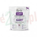 BRIT CARE PIES ADULT GIANT GRAIN FREE SALMON & POTATO 1 KG