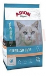 ARION ORIGINAL CAT STERILISED SALMON 7,5 KG
