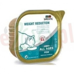 SPECIFIC FRW WEIGHT REDUCTION PUSZKA 7 x 100 G ( kot otyłość nadwaga obesity satiety )