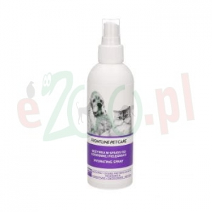 promo  FRONTLINE PET CARE HYDRATING SPRAY 200 ML ( pies kot skóra skin derm ochrona permetryna )