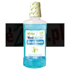 MAXI ORACARE FRESH BREATH 250 ML ( dental fetor stomatitis )