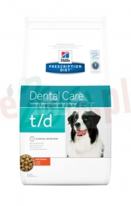 HILL'S CANINE T/D 3 KG
