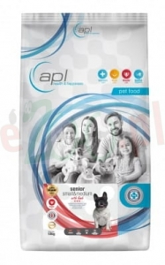 promo APL SUPER PREMIUM SENIOR SMALL & MEDIUM DOG 10 KG ( pies jagnięcina 50% )
