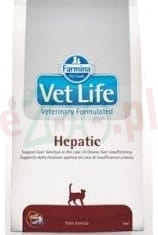 promo FARMINA VET LIFE CAT HEPATIC 400 G