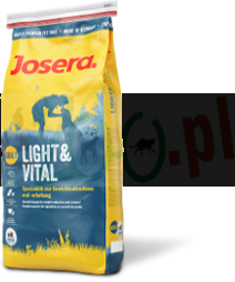 JOSERA DOG LIGHT & VITAL 15 KG