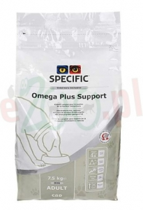 SPECIFIC DOG COD OMEGA PLUS SUPPORT 7,5 KG
