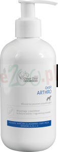promo OVER ARTHRO 250 ML ( stawy mobility artritis ) butelka plast. 601712