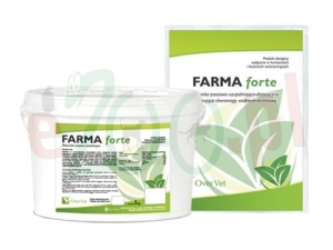 OVER FARMA FORTE 1 KG ( biegunka )