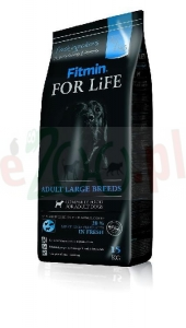 FITMIN DOG FOR LIFE ADULT LARGE BREEDS 15 KG